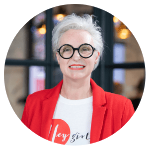 Celia Hodson - Founder - Hey Girls