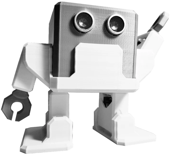 Otto DIY robot Humanoid builder kit