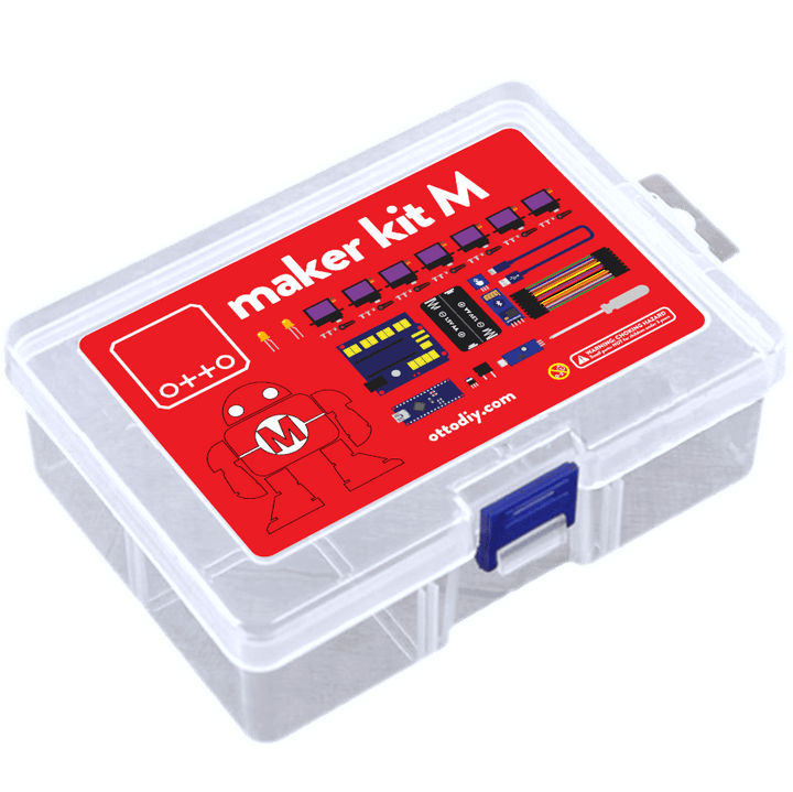 Otto DIY robot Makey maker kit