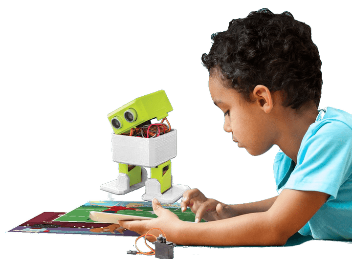 Otto DIY robot toy for kids