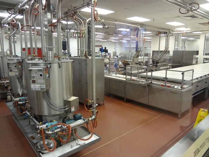 Food Facility Mould Cleaning