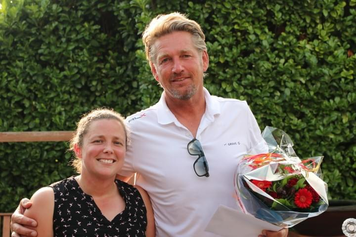 2019 - Winnaar amateurs Dick Schalekamp