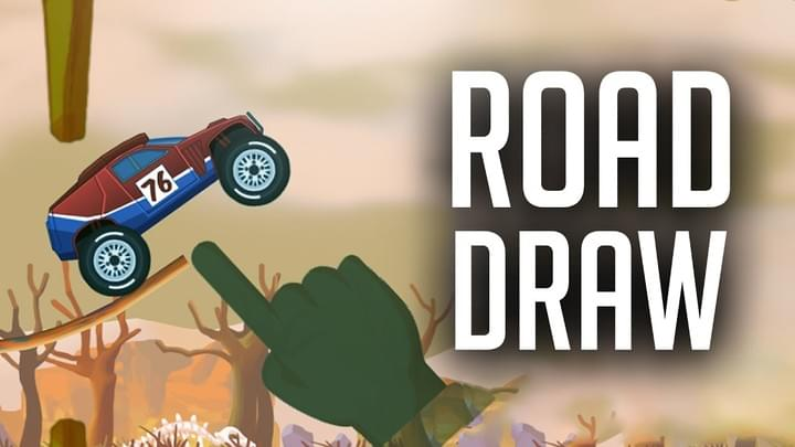 Road Draw: Climb Your Own Hills - English Russian