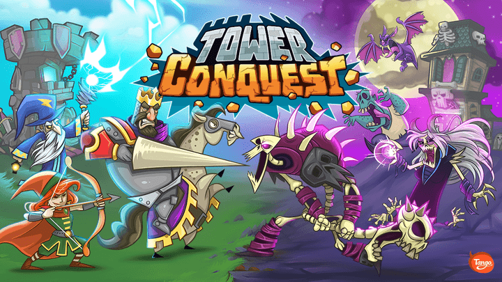 Tower Conquest - English Russian