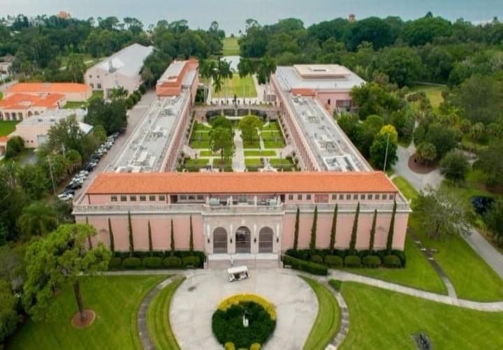 Nellies Catering Serves At Ringling Museum of Art