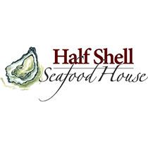 Half Shell Seafood House is a All American Sponsor for Suncoast Youth Basketball