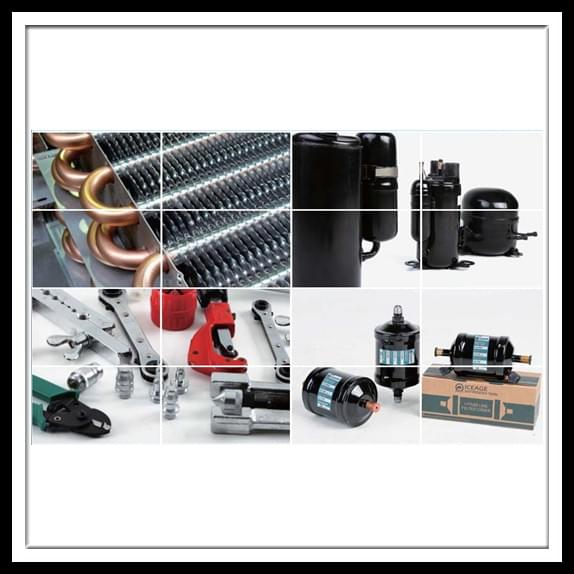 Refrigeration Parts, HVAC Parts, Condenser, Air Cooler, Heat exchanger