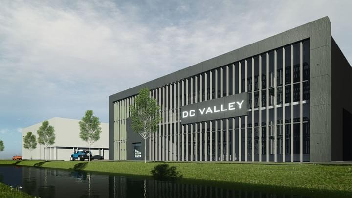 DC Valley | Greenfield datacenter