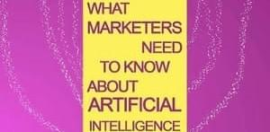 What marketers need to know about artificial intelligence and Big Data - an ebook by Inspiringly.