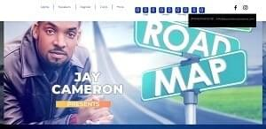 Website of Jay Cameron  - a client of Inspiringly that provides business coaching and strategic advice services to entrepreneurs.