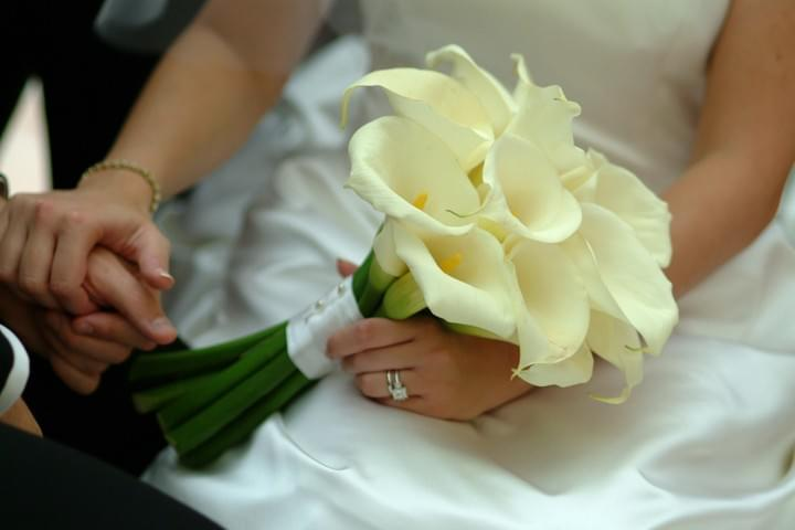 The Calla Lily Bouquet | Charlotte Wedding Florist