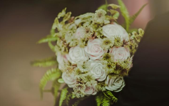 The Shelby Bridal Bouquet | Charlotte Wedding Florist