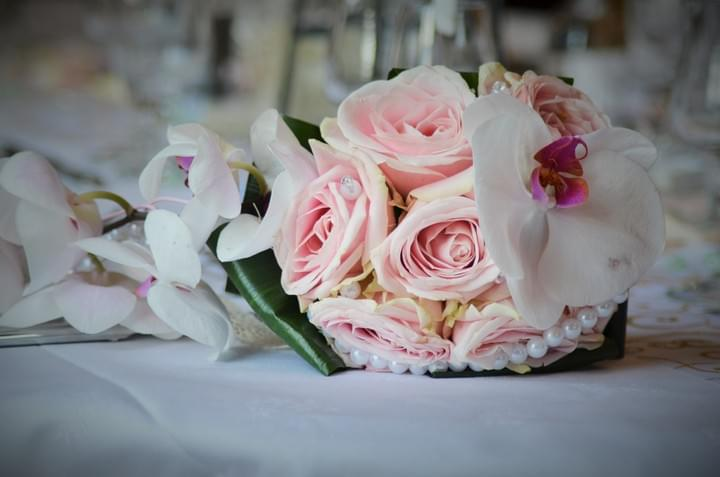 Roses & Orchids For Weddings | Midwood Florist