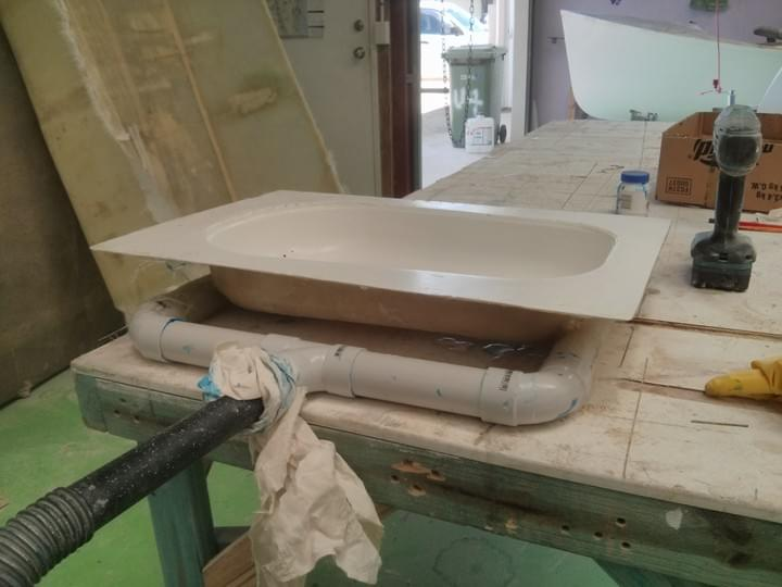 High Quality Fibreglass Mould Sunshine Coast