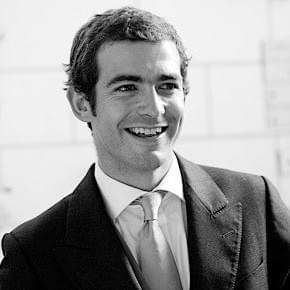 Quentin Bassi, co-fondateur de Wine On Demand