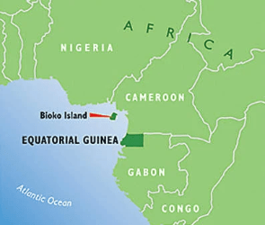 Mobil Equatorial Guinea Incorporated (MEGI) Oil Field