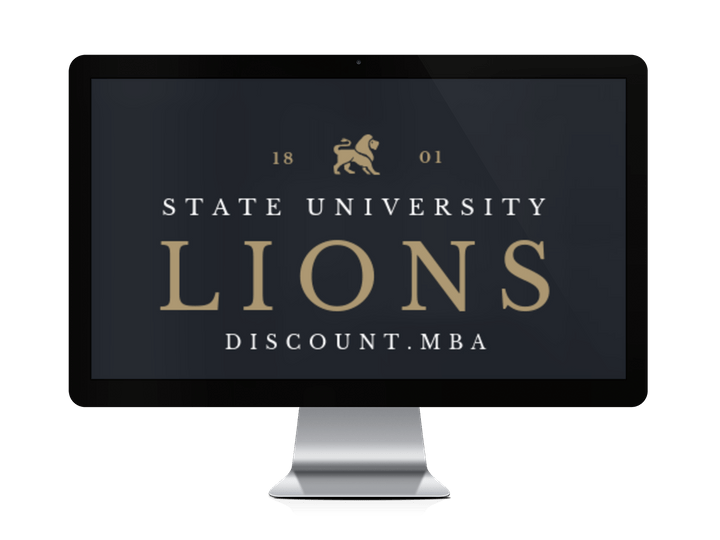 discount MBA