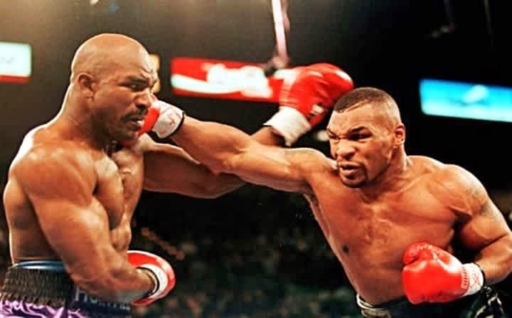 Mike Tyson Boxing Professional