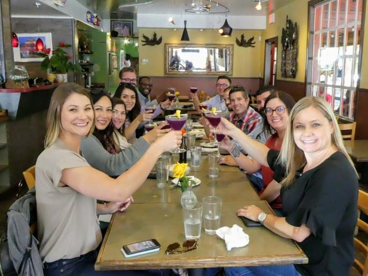 Team Building Sacramento Food Tours