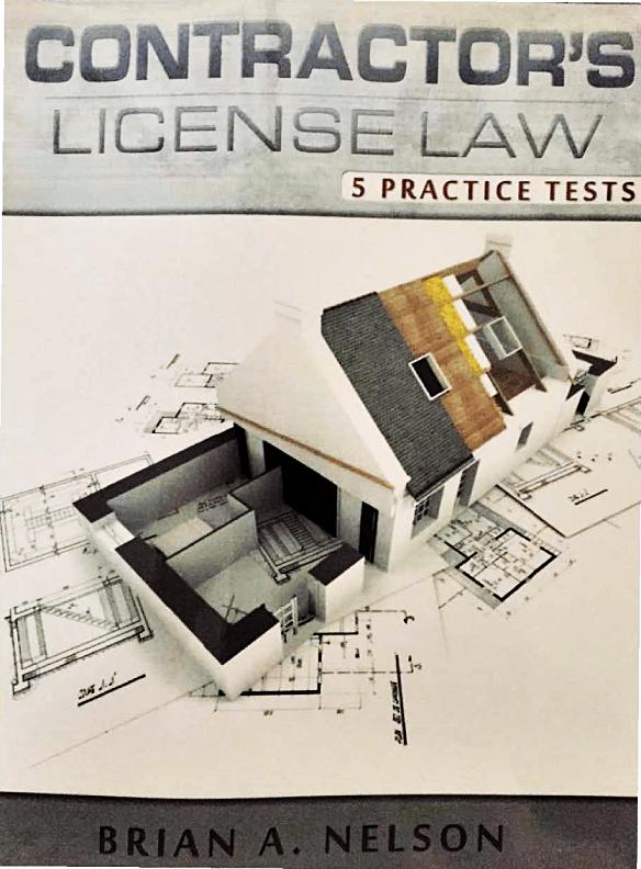 Contractor Books - Building Trades Institute