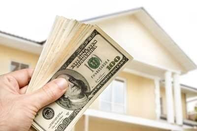 Cash in hand for your house