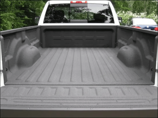 Ford, Mitsubishi, Nissan, Pick Up Bedliner Application - EDGE Garage