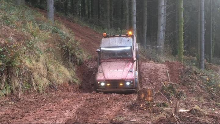 Off Road Driver Training