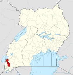 Rukungiri District, Uganda
