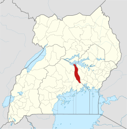 Kayunga District, Uganda