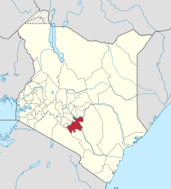 Machakos County, Kenya
