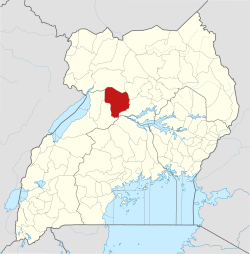 Kiryandongo District, Uganda