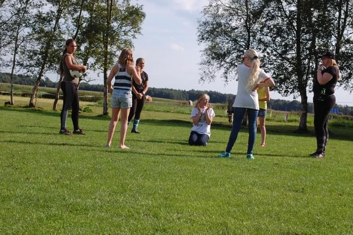 summer camp for kids in the netherlands english