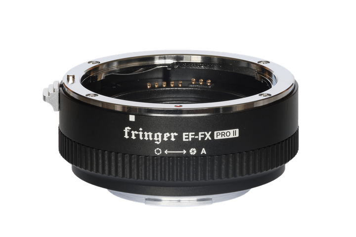Fringer smart adapters for Contax, Sony and Fujifilm