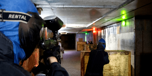 Indoor Paintball London