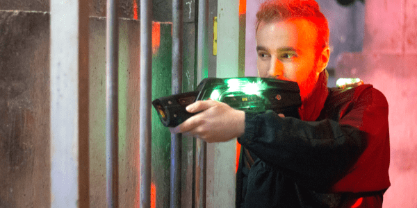 Laser Tag in South East London
