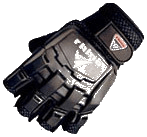 Armoured gloves Paintball