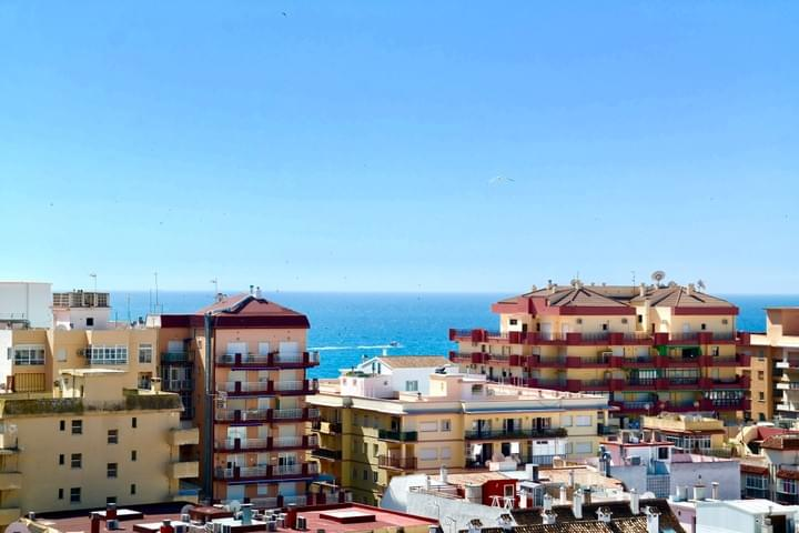 beach Fuengirola holiday rental city rental solrentspain