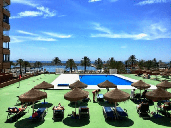beach Fuengirola holiday rental