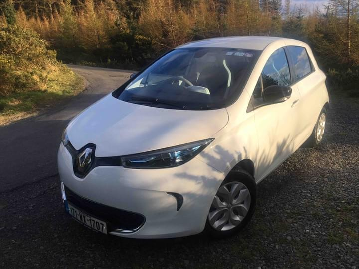 RenaultZoe For Sale