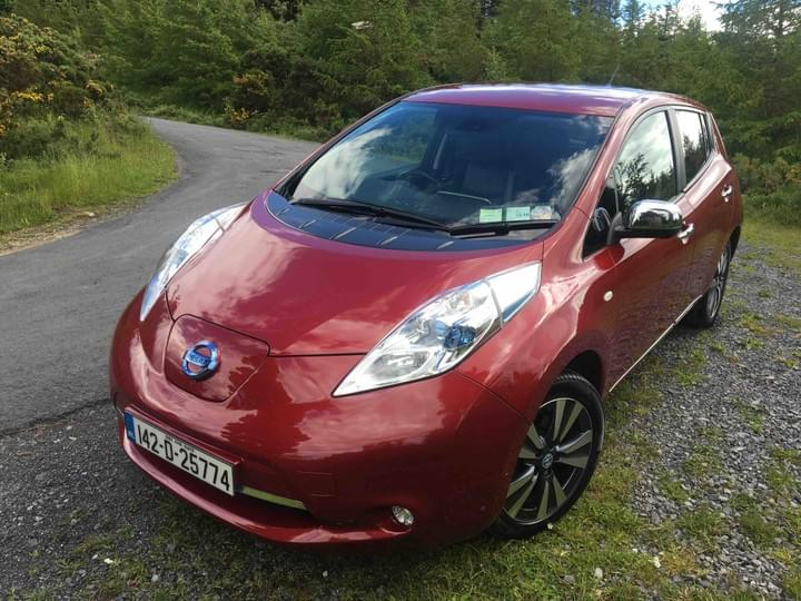Nissan Leaf Tekna For Sale