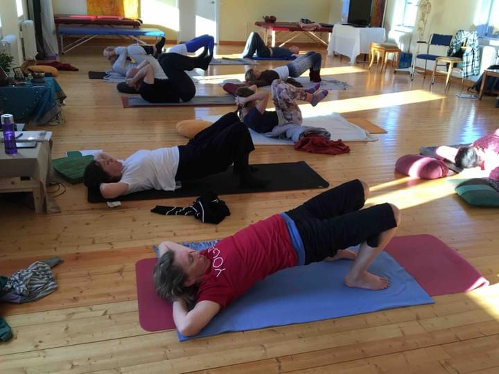 Somatic Movement workshops