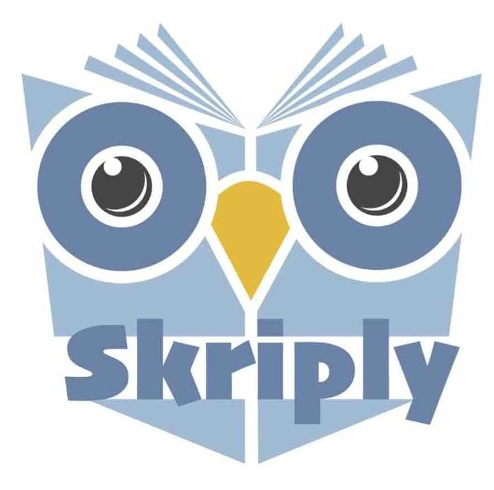 Privacy is smart.  Get Skriply