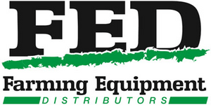 Farming Equipment Distributors Logo