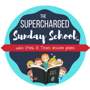 Supercharged Sunday School