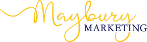 Maybury Marketing logo