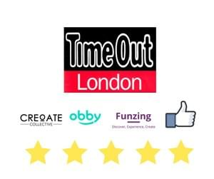 M.Y.O creative studio featured in Time Out