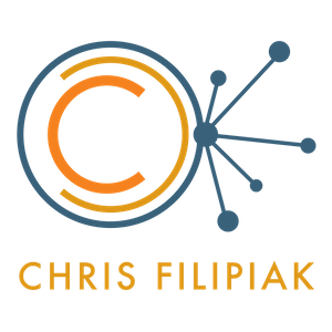Chris Filipiak logo