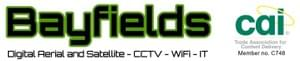 Bayfields Digital TV, aerial, WIFi, CCTV and WiFi specialist