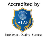 ALAP Accredited Logo