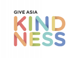GIVE.asia Kindness Logo